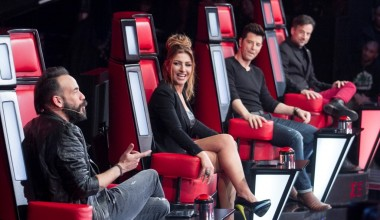 «The Voice»: Τα Blind Auditions ολοκληρώθηκαν – Ποιοι προκρίθηκαν στα Knockouts